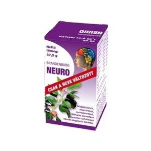 Brandenburg Neuro (Neuroptim) tabletta (30x)