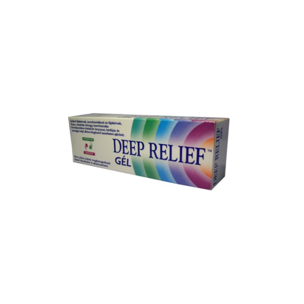 Deep Relief gél (50g)