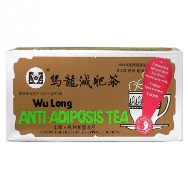 Dr. Chen Wu Long Anti-adiposis tea (30x)