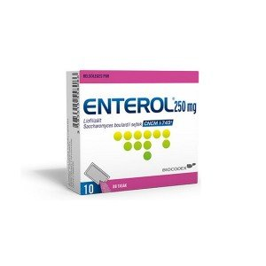 Enterol 250 mg belsőleges por (10x)