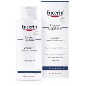Eucerin DermoCapillaire (5% urea sampon) (250ml)