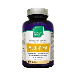 Health First Multi-First Multivitamin tabletta (100x)