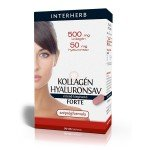 Interherb Kollagén & Hyaluronsav Forte tabletta (30x)