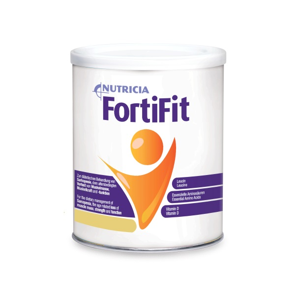 Nutricia Fortifit Eper (280g)