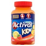 Actival Kid gumivitamin (50x)
