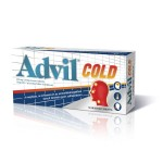 Advil Cold 200 mg/30 mg bevont tabletta (10x)