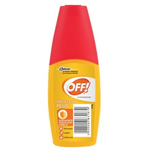 OFF! Protection Plus pumpás szúnyogriasztó (100ml)