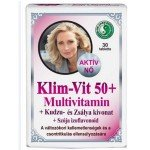 Dr. Chen Klim-Vit 50+ multivitamin tabletta (30x)