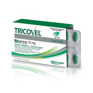 Tricovel Biogenina 10 mg tabletta (30x)