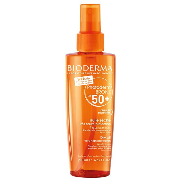 BIODERMA Photoderm SPF 50+ Bronz olaj (200ml)
