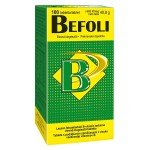 Vitabalans oy Befoli B-vitamin Retard tabletta (100x)