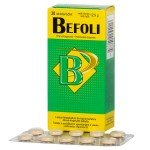 Vitabalans oy Befoli B-vitamin Retard tabletta (30x)