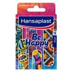 Hansaplast Be Happy sebtapasz (16x)