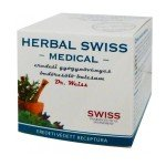Herbal Swiss Medical mellkas bedörzsölő balzsam (75ml)