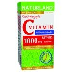 Naturland C-vitamin 1000 mg Retard tabletta (30x)