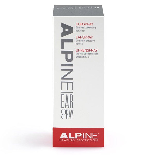Alpine Ear fültisztító spray (50ml)