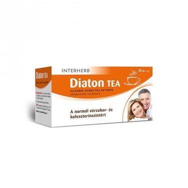 Interherb Diaton filteres tea (25x)