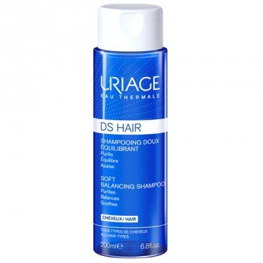 Uriage D.S. Hair kímélő sampon (200ml)