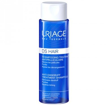 Uriage D.S. Hair sampon korpás fejbőrre (200ml)