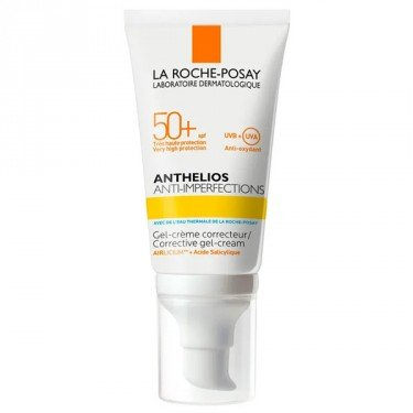 La Roche-Posay Anthelios (SPF 50+ Anti-imperfections napvédő gél-krém) (50ml)