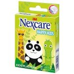 3M Nexcare Happy Kids állatos sebtapasz (20x)