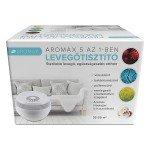Aromax 5 az 1-ben levegőtisztító készülék 35-50 m2 (1x)