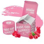Magic Hair Gummies gumimaci hajvitamin (60x)