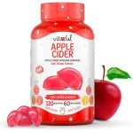 Vitaful Apple Cider almaecet gumivitamin (120x)
