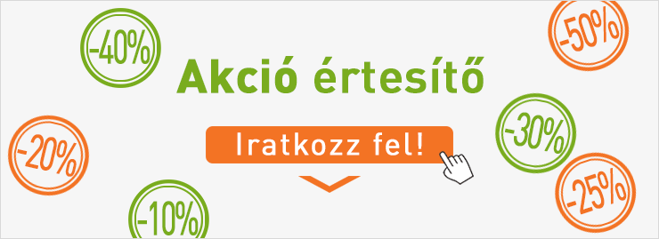 Hírlevél feliratkozás