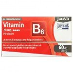 JutaVit B6 Vitamin 20 mg tabletta (60x)